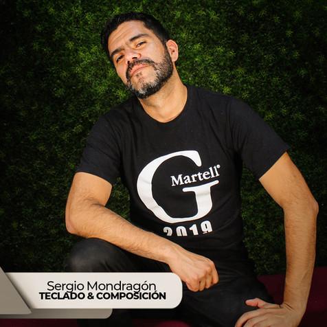 Sergio Mondragón