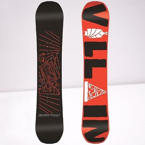 Snowboard Salomon The Villain Grom