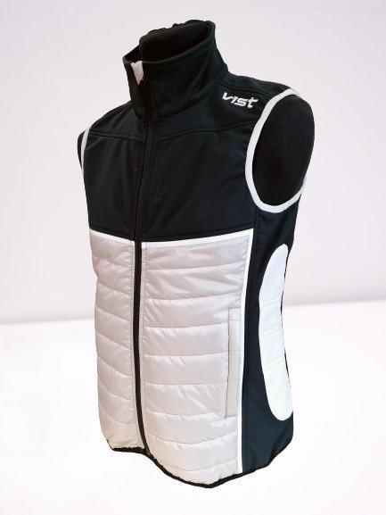 Smanicato uomo Vist - Olimpia Insulated Softshell Vest