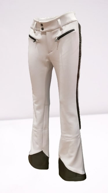 Pantaloni sci donna Capranea - Branco