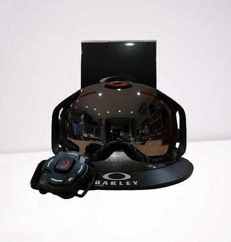 Maschera sci Oakley con Display - Airwave 1.5