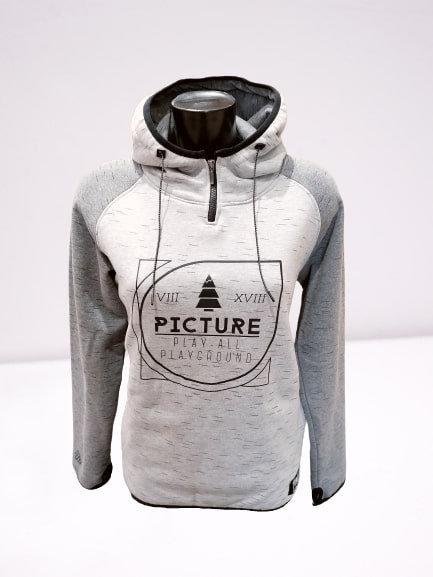 Felpa donna Picture - Iron hoodie