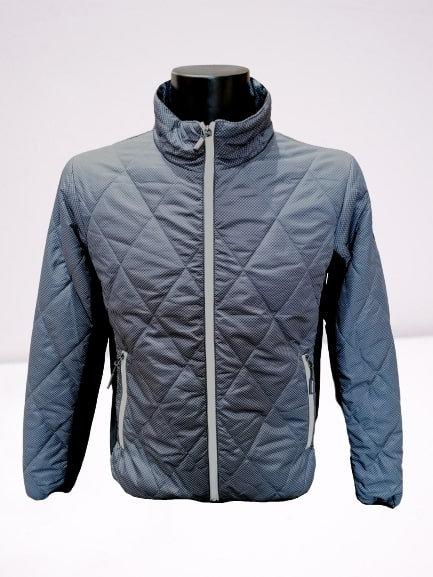 Giacca uomo Podhio - PD074 giacca trapuntata carbon black