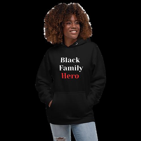 Black Family Hero Hoodie