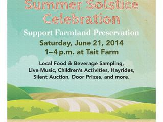 Save The Date! Summer Solstice Celebration