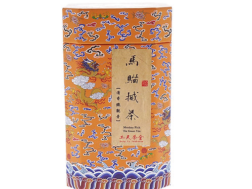 Monkey Pick Oolong Tea (馬騮搣茶-清香鐵觀音)