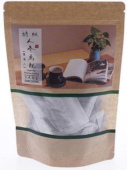 Supreme Ginseng Oolong Tea (特級人参烏龍)