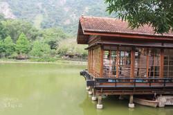 儲木池日式房屋