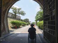 舊草嶺隧道終點