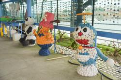 馬蹄蛤主題館廣場裝置藝術