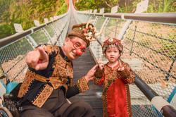 原住民服飾體驗