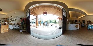 眷村博物館室外720環景圖