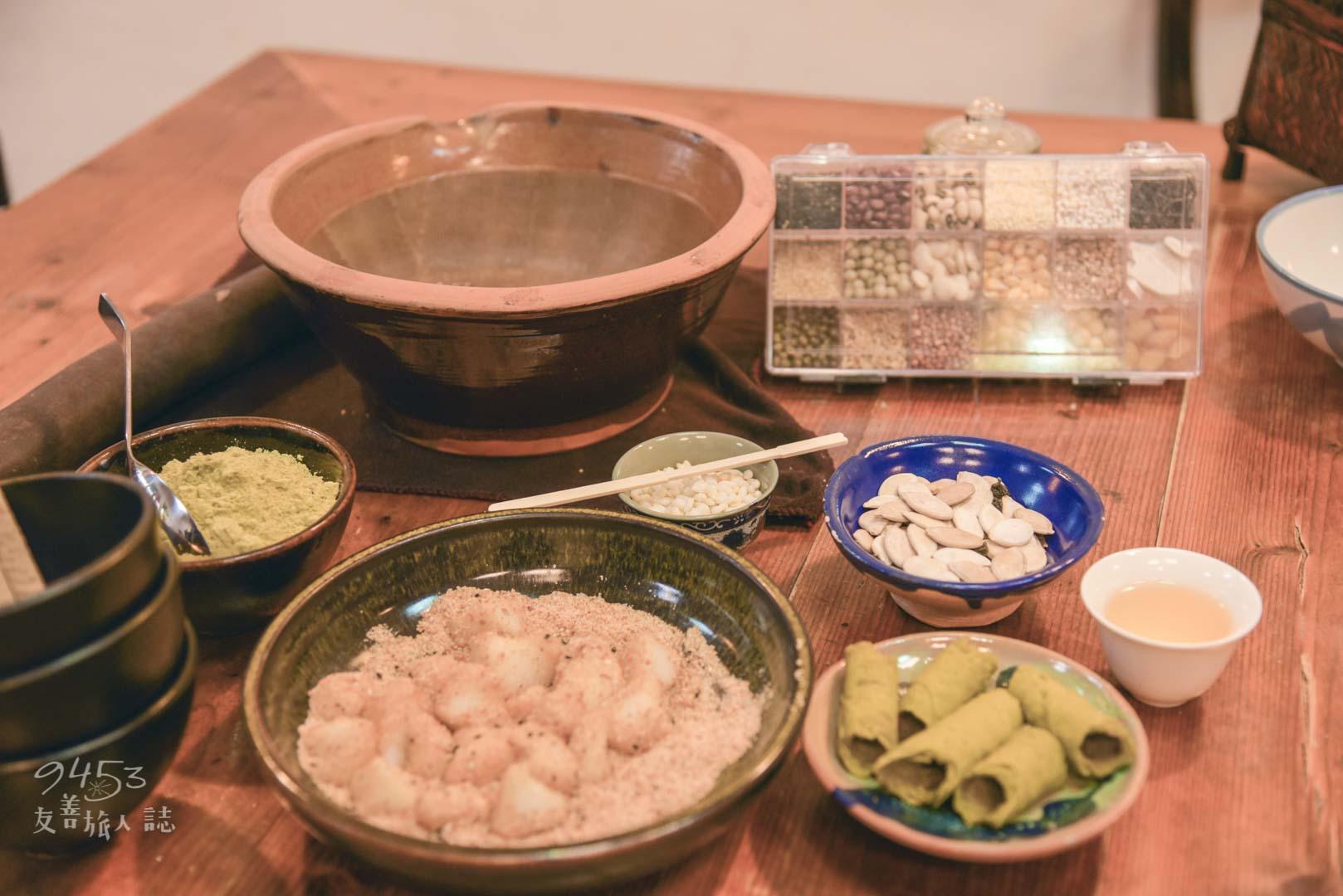 體驗最道地的擂茶DIY與客家茶點
