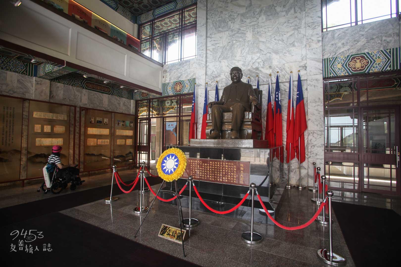 經國先生紀念堂展覽空間