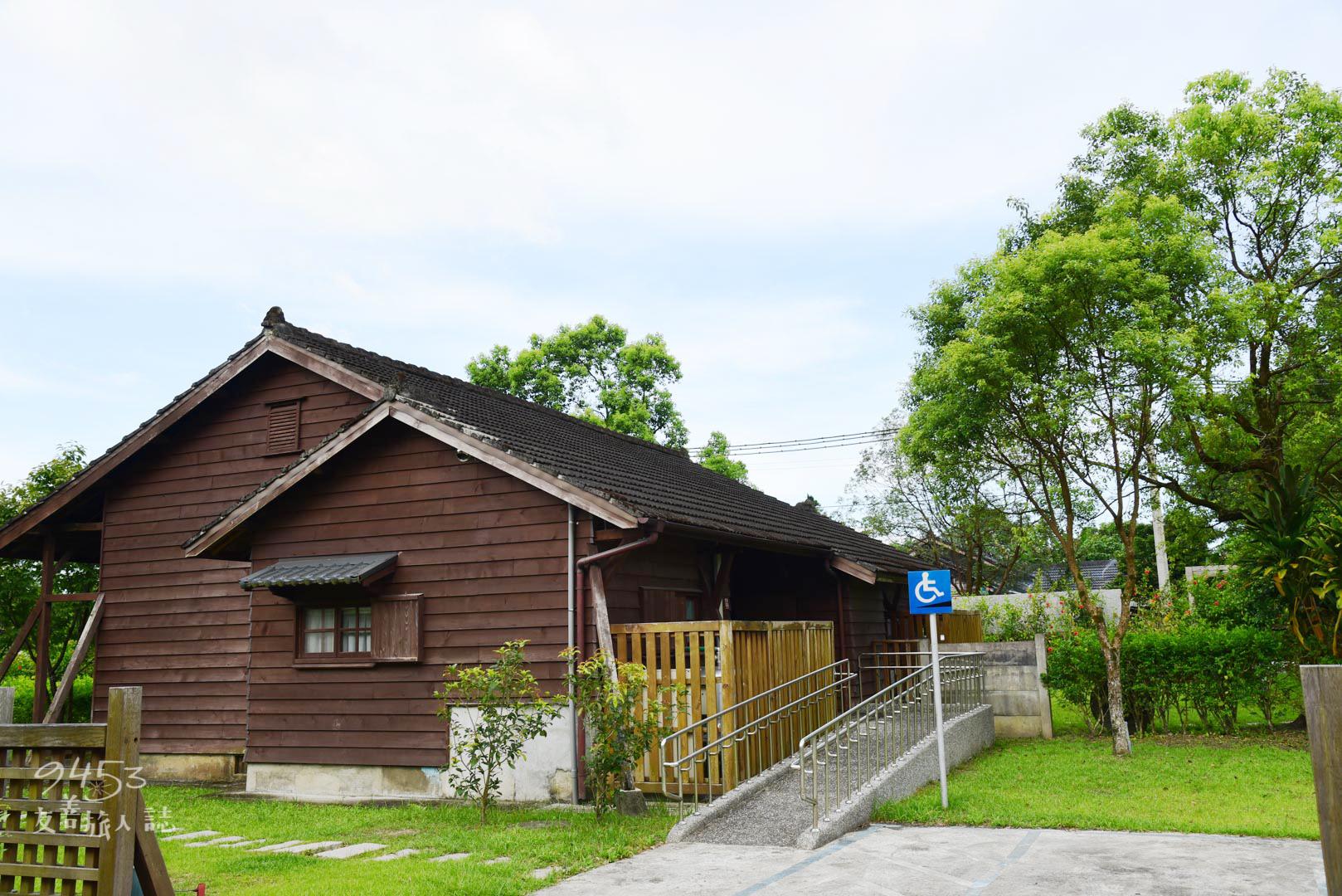 糖廠內的日式員工宿舍
