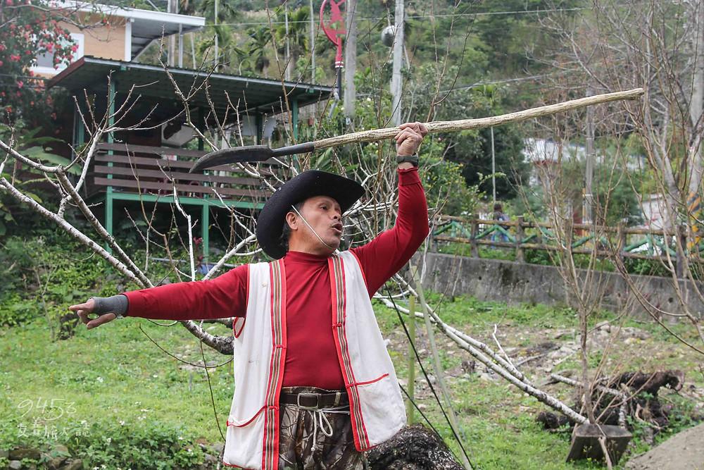 馬提亞的店學習獵人馬提狩獵技巧