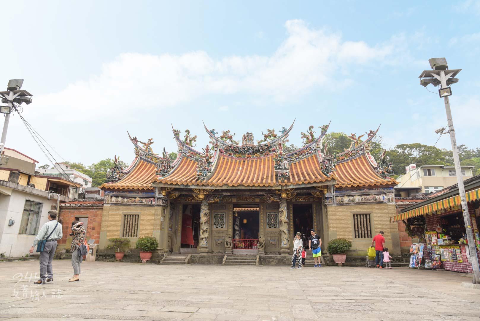 慈天宮目前被列為三級古蹟