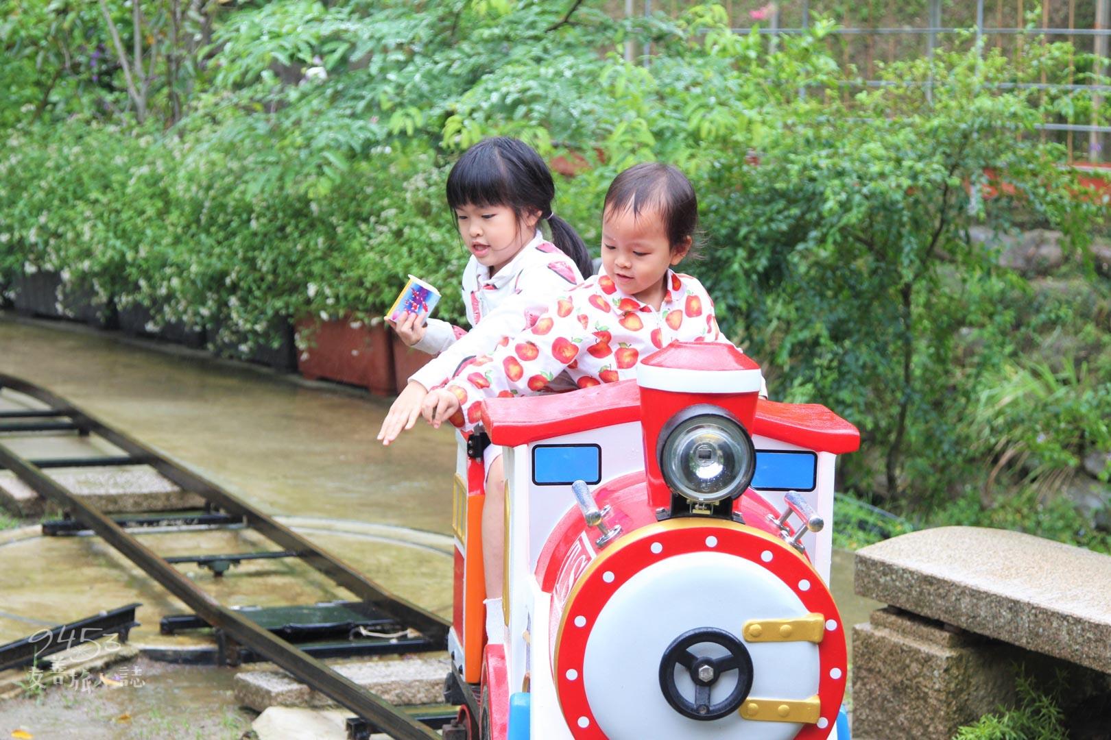 金谷農場小火車