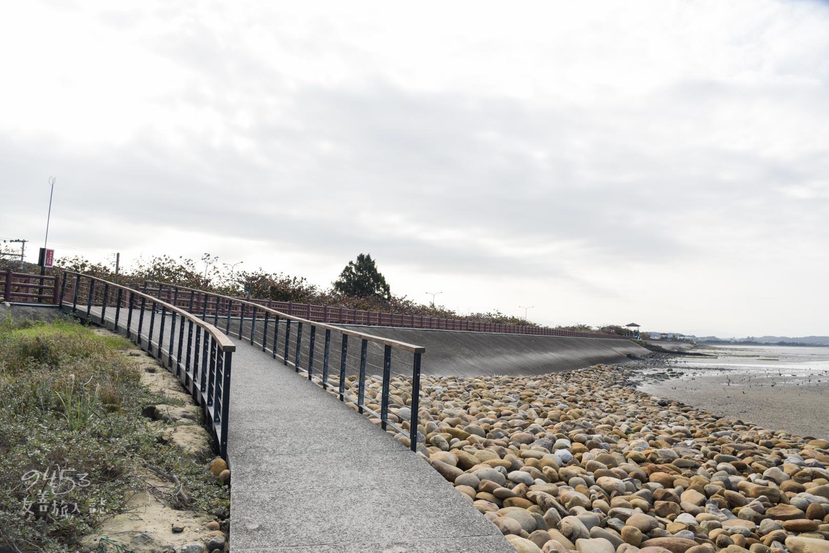 賞蟹步道海濱步道