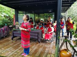 賽德克族人傳統服飾