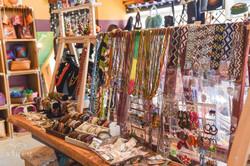 手工編織琉璃珠吊飾