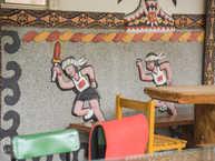 好茶部落壁畫