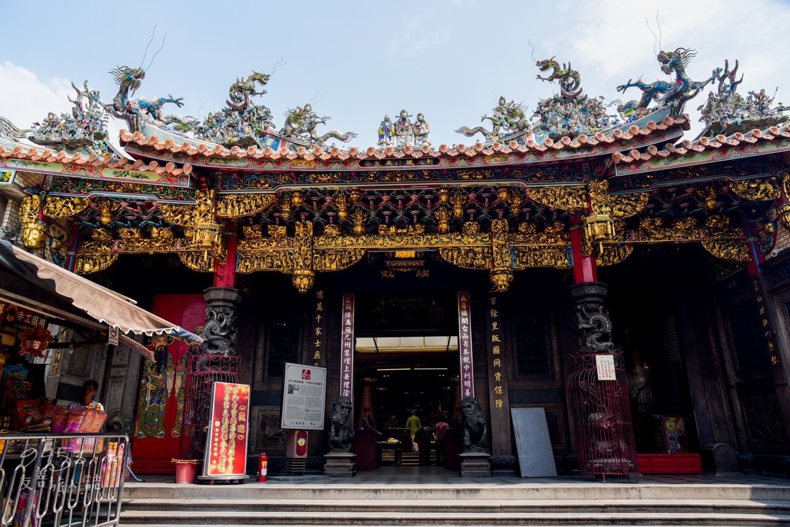 城隍廟建築