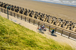 海天一線單車道