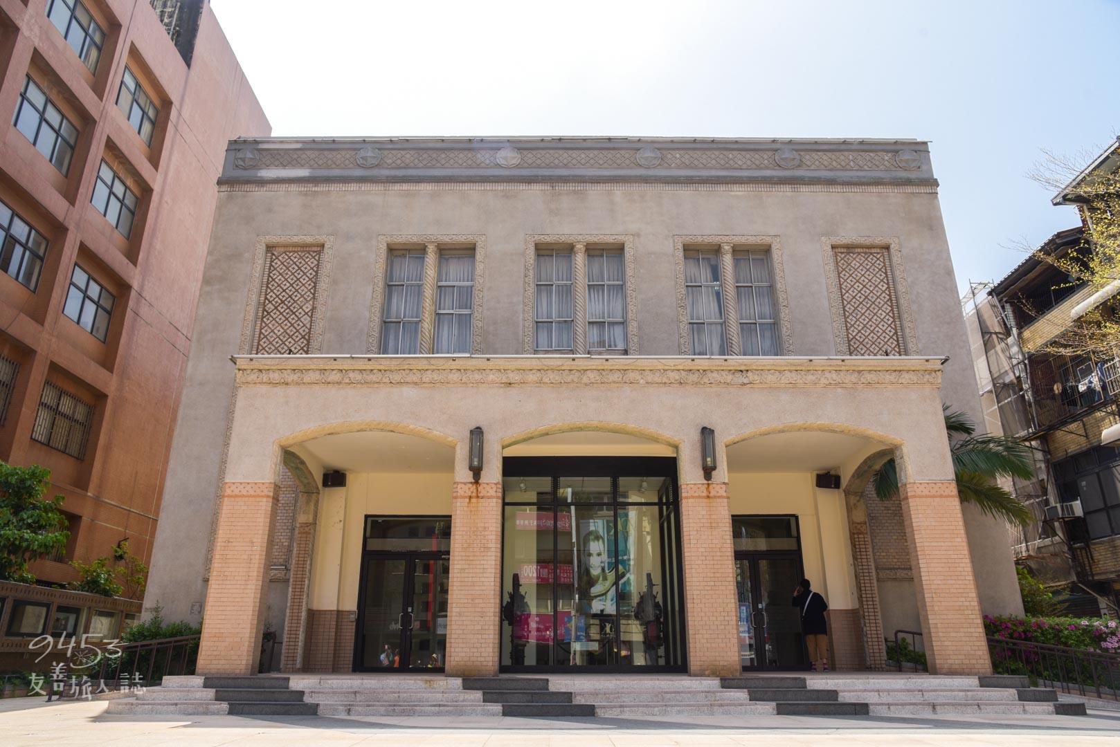 影像博物館外觀