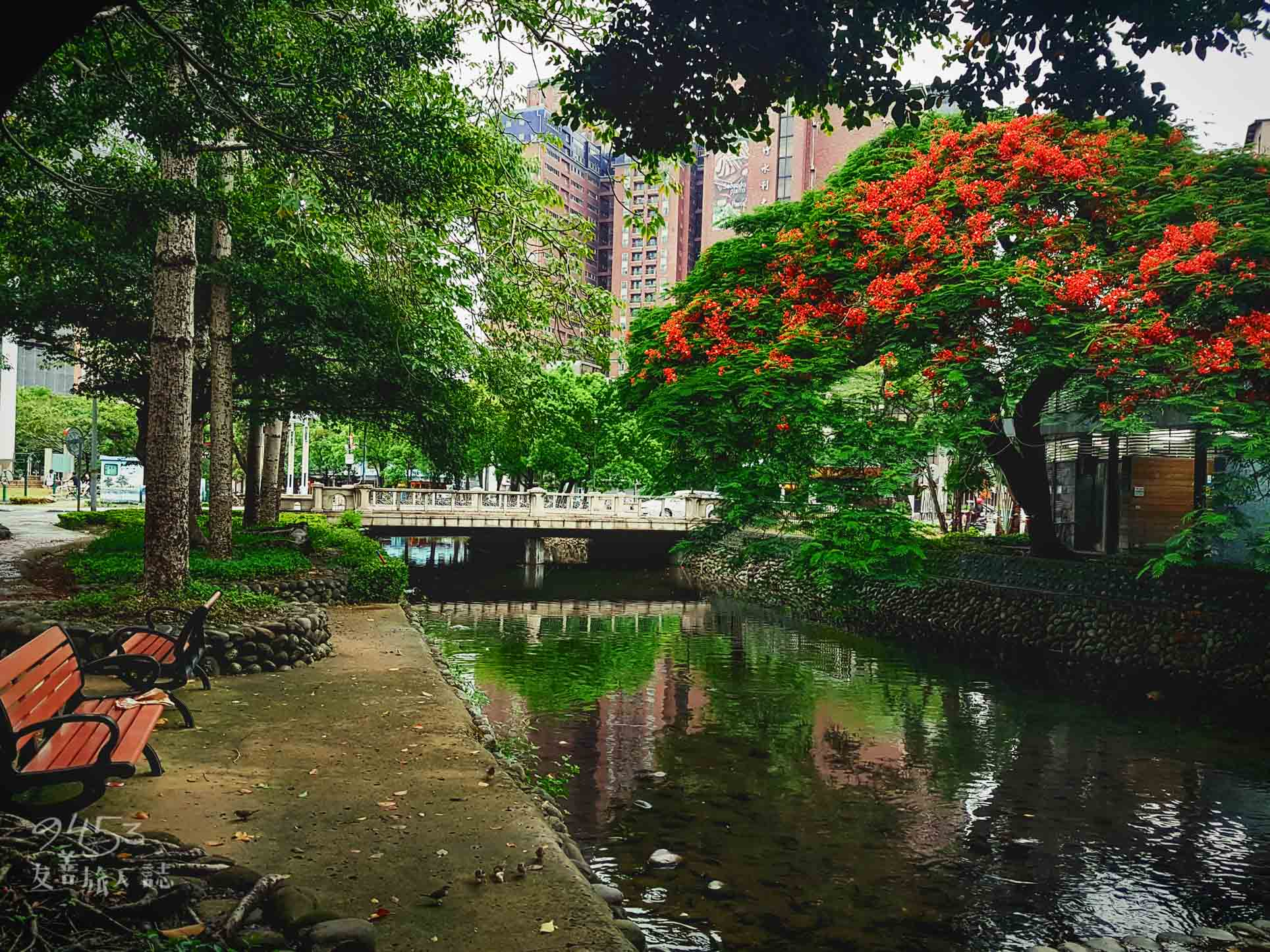 護城河親水公園