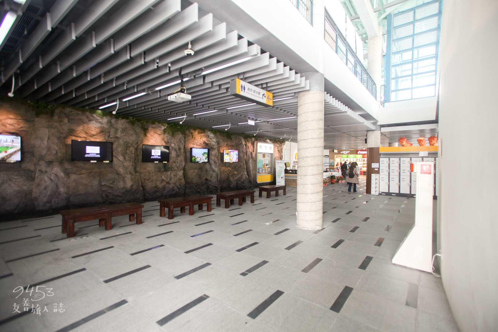 一樓多媒體展區