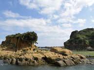 和平島公園地質景觀