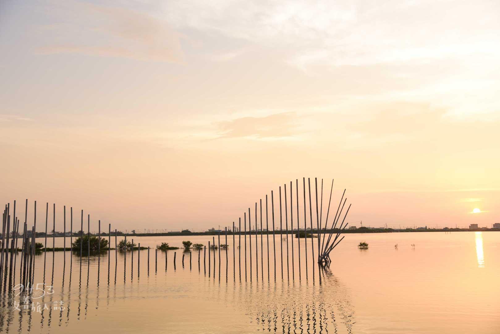 成龍溼地地景藝術