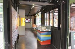 體驗工廠商店展示區