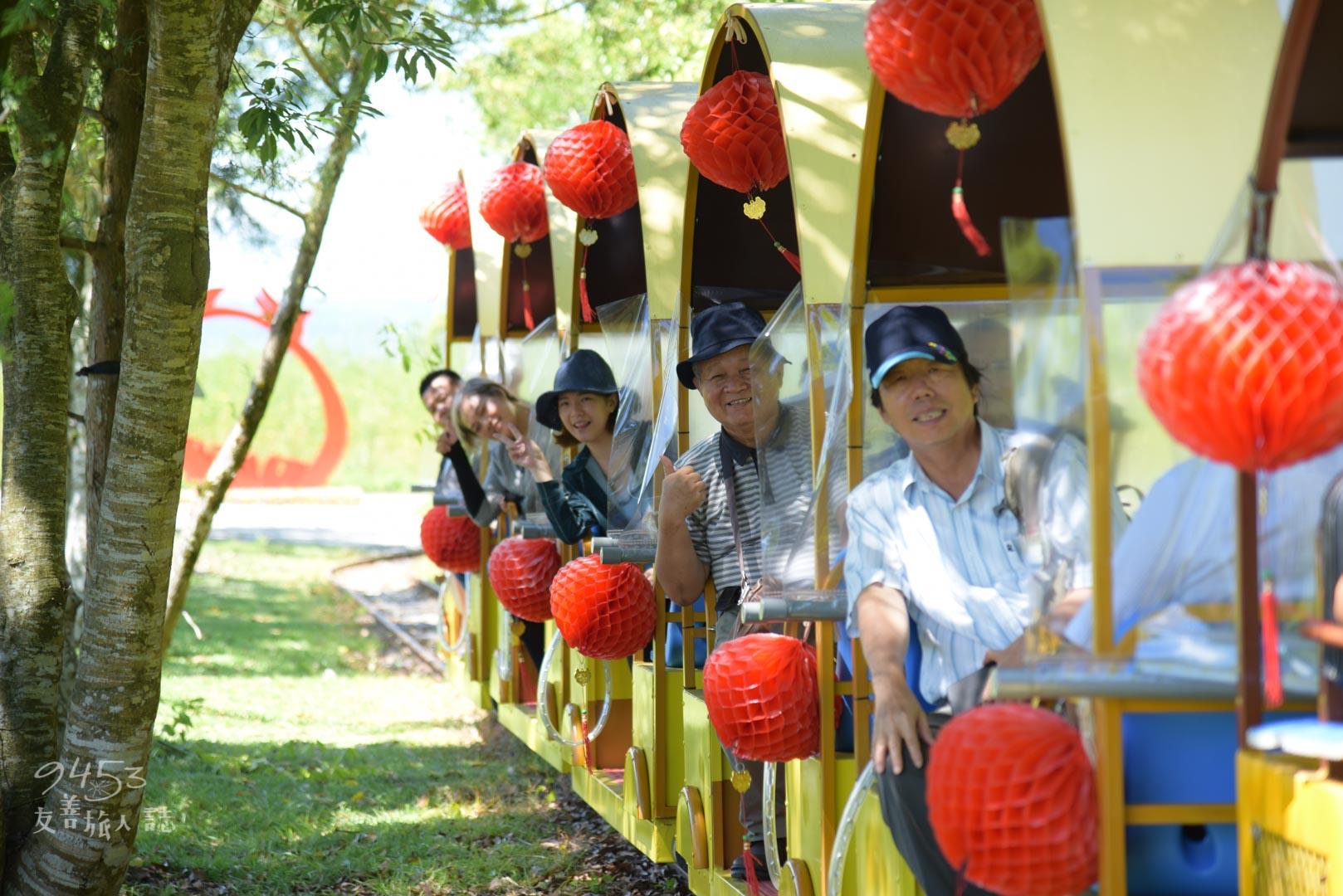 富興平地森林公園小火車