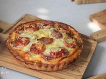 稻荷咖工作坊窯烤披薩:美味披薩熱騰騰出爐