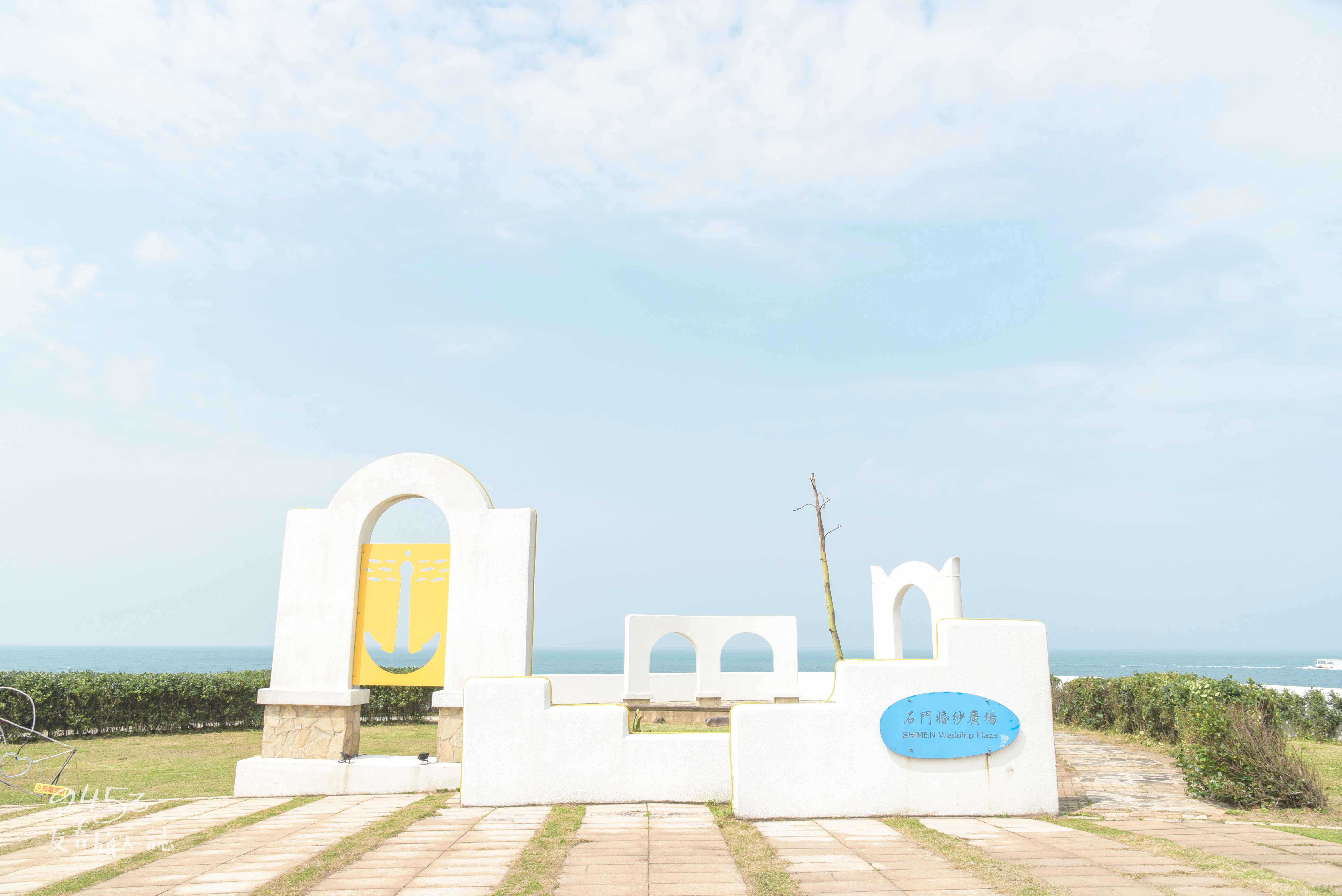 石門婚紗廣場地中海風格建築