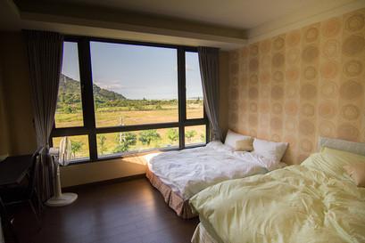 9453|花蓮|友善旅館。隱居山林間阿金的家 眺望花蓮壯闊山海景