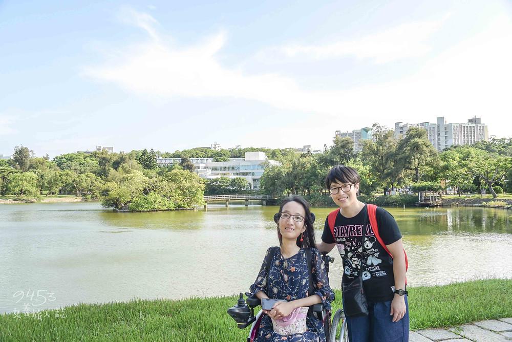 老新竹知性之旅,漫步清華大學