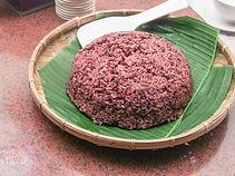新綠農園:無限量供應的紫米飯