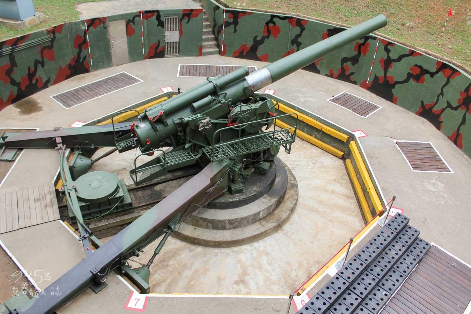 馬祖大砲連