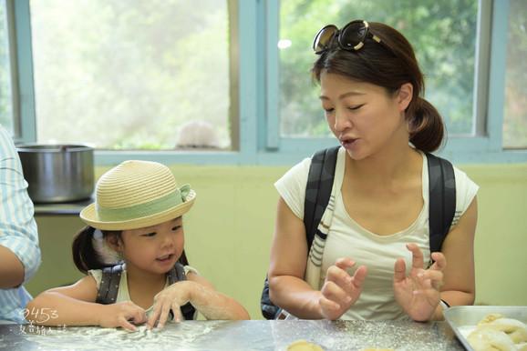 9453|新竹|黑糖爆漿饅頭趣味手作。新城風糖休閒園區,糖香中的烏托邦