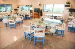 馬蹄蛤主題館餐桌