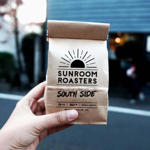 Sunroom Roasters Stamp