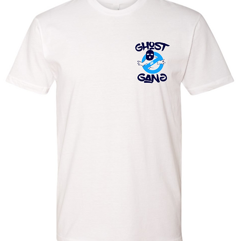 Blue /Powder Blue Ghost Gang T-Shirt