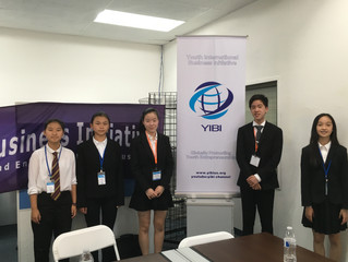 Youth International Business Initiative (YIBI) Saratoga Branch