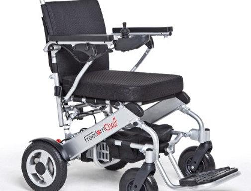 Freedom A06 Electric Folding Wheelchair