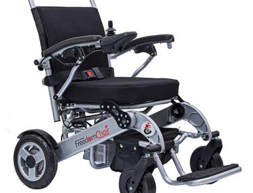 Freedom A08 Electric Folding Wheelchair