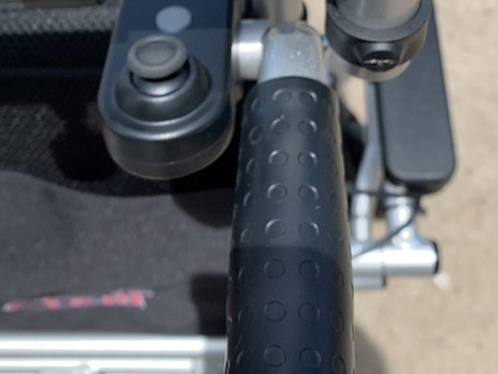 New Freedom Wheelchair Carer Control Joystick