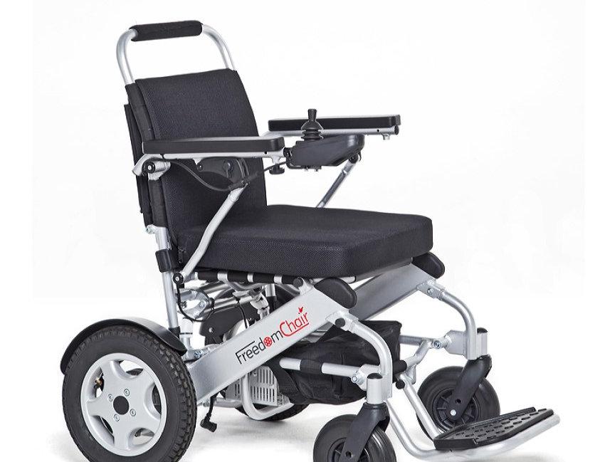 Freedom A06L Electric Folding Wheelchair